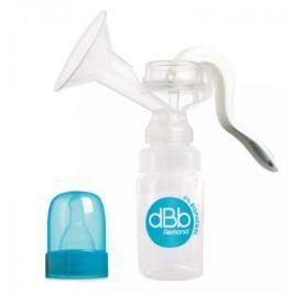 dBb Ruční odsávačka mléka, s lahvičkou 120ml