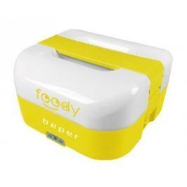 BEPER BC160G elektrický obědový box, 1.6l, duální napájení, žlutý