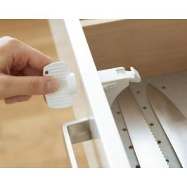 Magnetický uzávěr pro skřínky a zásuvky