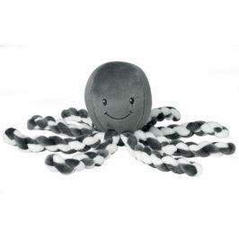 První hračka miminka chobotnička PIU PIU Lapidou anthracite 0m +