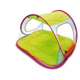 dBb Cestovní hrací podložka se střechou a ochranou UV