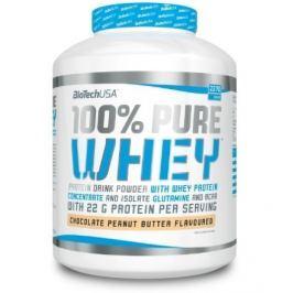 BiotechUSA 100% Pure Whey 2270g Banana