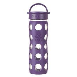Lifefactory láhev s klasickým uzávěrem 475ml purple