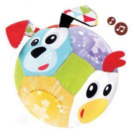 Yookidoo Veselý míč se zvířátky