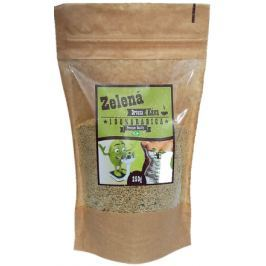 Zelená káva drcená 250g 100% Arabica z Brazílie