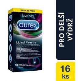 Durex SEX Mutual Pleasure 16 ks