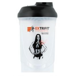 Shaker Extrifit 600 ml transparent