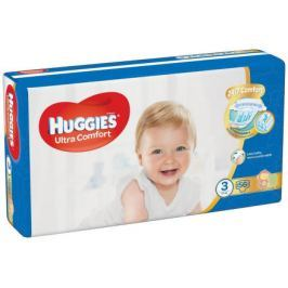 HUGGIES Ultra Comfort Jumbo vel.3 5-8kg 56ks