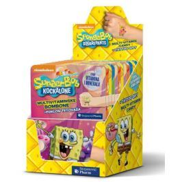 Vieste Multivitamin SpongeBob+tet.box tbl.12x12