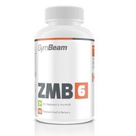 GymBeam ZMB6 unflavored - 120 kaps