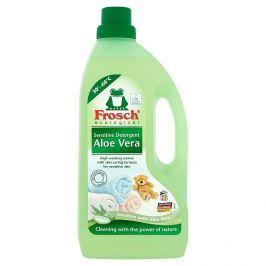 Frosch prací přípravek s aloe vera, 20 praní 1500 ml