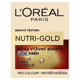 L'Oréal Paris Nutri-Gold, výživný oční krém 15 ml