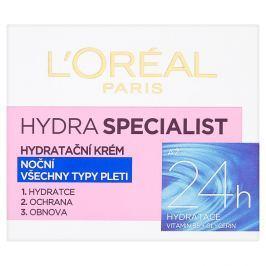 L'Oréal Paris Hydra Specialist, hydratační noční krém  50 ml