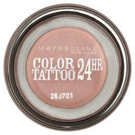 Maybelline oční stíny Color Tattoo 24hr  Pink Gold 65