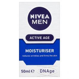 Nivea Men Active Age hydratační pleťový krém 50 ml