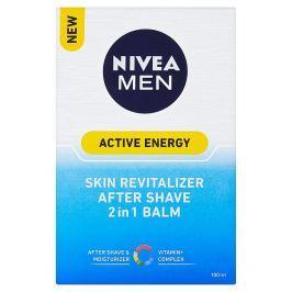 Nivea Men Active Energy revitalizační balzám po holení 2 v 1 100 ml