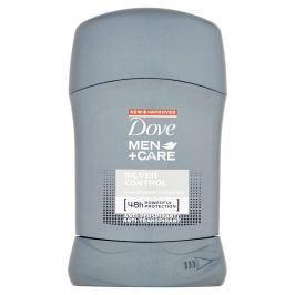 Dove Men+Care Silver Control tuhý antiperspirant 50 ml
