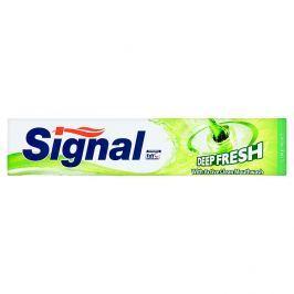 Signal Deep fresh zubní pasta s ústní vodou active clean  75 ml