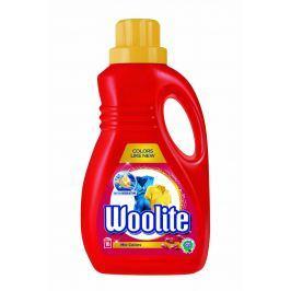 Woolite Mix Colors s keratinem tekutý prací prostředek na barevné prádlo, 16 praní 1 l