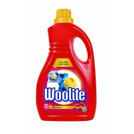 Woolite Mix Colors s keratinem tekutý prací prostředek na barevné prádlo, 50 praní 3 l