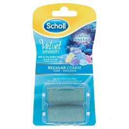 Scholl Velvet Smooth Náhradní hlavice do elektrického pilníku na chodidla / hrubé 2 ks/bal.