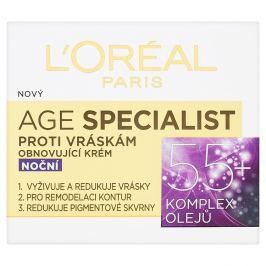 L'Oréal Paris Age Specialist, obnovující noční krém proti vráskám 50 ml