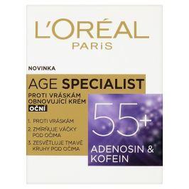 L'Oréal Paris Age Specialist, obnovující oční krém proti vráskám 15 ml