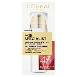 L'Oréal Paris Age Specialist, komplexní remodelační krém 50 ml
