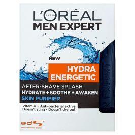 L'Oréal Paris Men Expert Hydra Energetic Skin Purifier voda po holení  100 ml