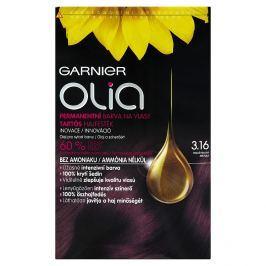 Garnier Olia Permanentní barva na vlasy tmavě fialová 3.16