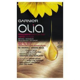 Garnier Olia Permanentní barva na vlasy velmi světlá popelavá blond 10.1