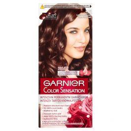 Garnier Color Sensation Intenzivní permanentní barvicí krém ledově kaštanová 4.15