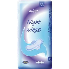 Micci noční křidélkové vložky 10 ks/bal.