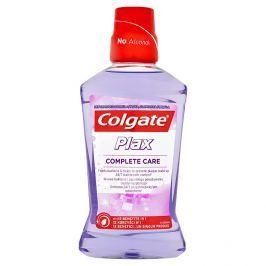 Colgate Plax Complete Care Ústní voda bez alkoholu 500 ml