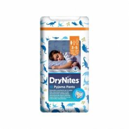 HUGGIES® DryNites 3-5 let Boy Convenience  10 ks