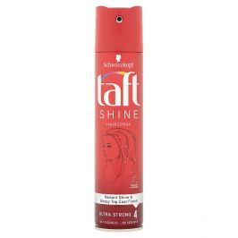 Taft Shine lak na vlasy ultra silná fixace  250 ml