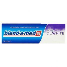 Blend-A-Med 3D White zubní pasta s bělicím účinkem  75 ml