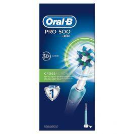Oral-B PRO 500 CrossAction elektrický zubní kartáček