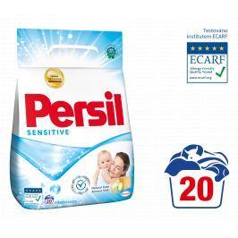 Persil Sensitive prací prášek, 20 praní 1,4 kg