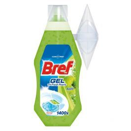 Bref Fresh Pearls WC gel, Jablko 360 ml