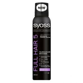 Syoss Full Hair 5 pěnové tužidlo extra silná fixace  250 ml