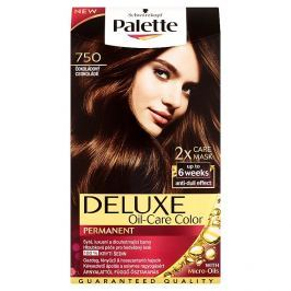 Schwarzkopf Palette Deluxe barva na vlasy Čokoládový 750