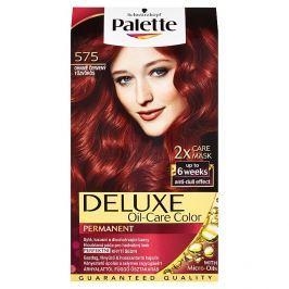 Schwarzkopf Palette Deluxe barva na vlasy Ohnivě Červený 575