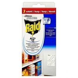 Raid past proti potravinovým molům 3 ks