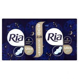 Ria Ultra Night ultratenké dámské vložky 16 ks/bal.