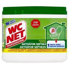 WC Net Aktivátor septiků  (16x18g) 288g