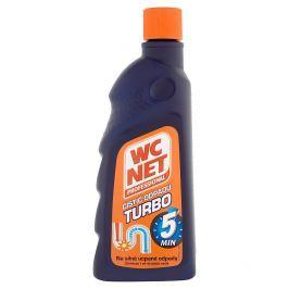 WC Net Professional Turbo gelový čistič odpadů 500 ml
