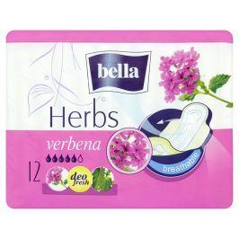 Bella Herbs Verbena prodyšné hygienické vložky 12 ks