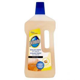 Pronto mýdlový čistič na dřevo s mandlovým olejem 750 ml
