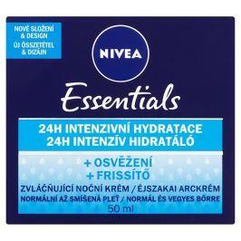 Nivea Aqua Effect regenerační noční krém 50 ml